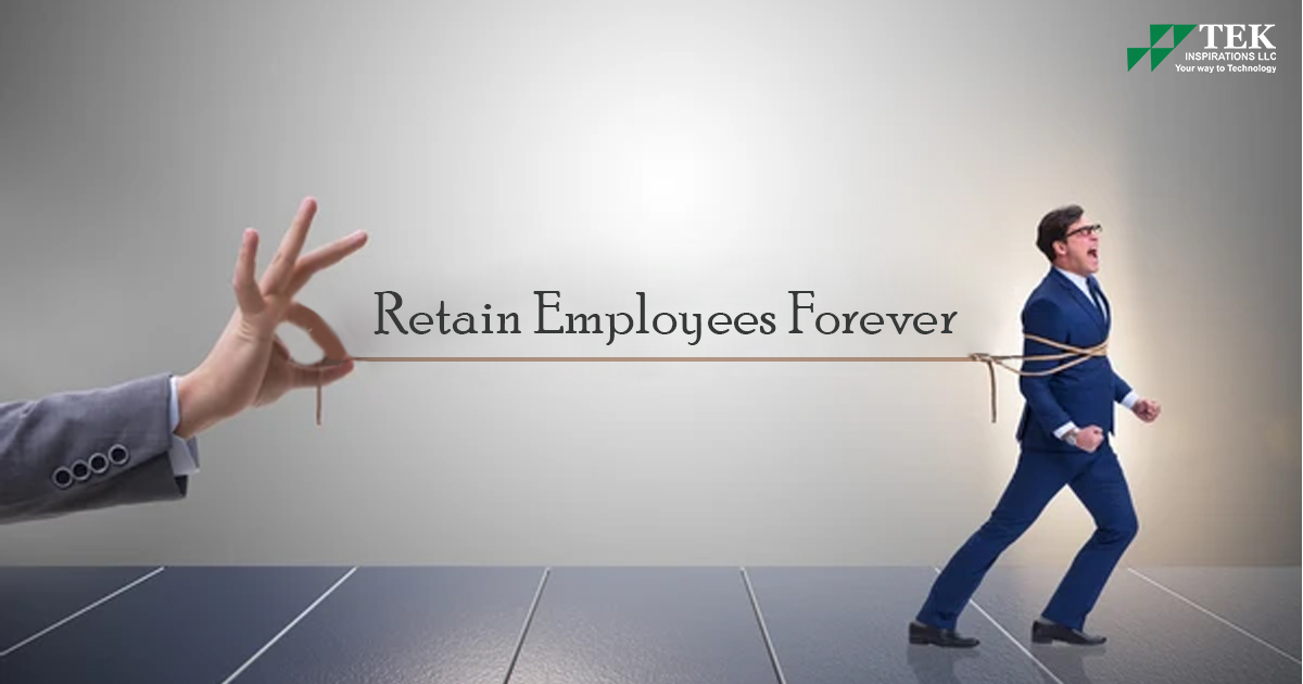 Managing people: Five 'Rs' to Retain Employees Forever